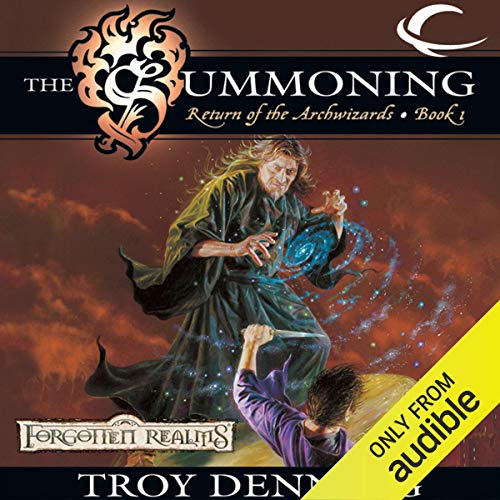 Couverture de The Summoning