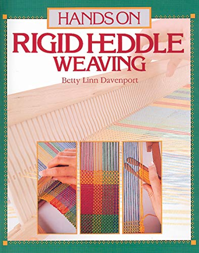 Hands on Rigid Heddle Weaving (Hands on S)