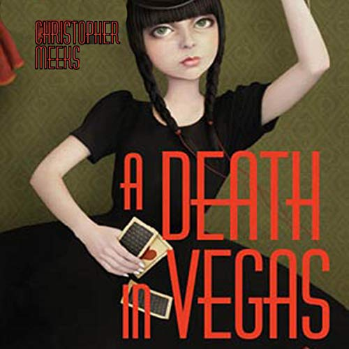 A Death in Vegas audiobook cover art