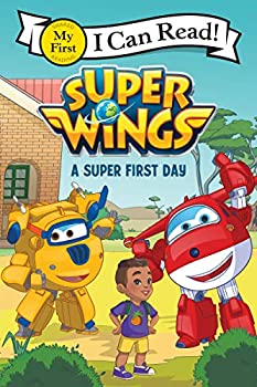 Super Wings  A Super First Day  My First I Can Read