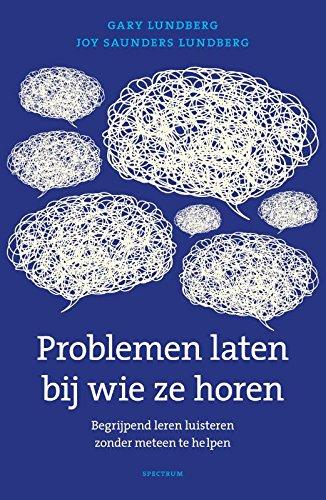 Problemen laten bij wie ze horen: Begrijpend leren luisteren zonder meteen te helpen