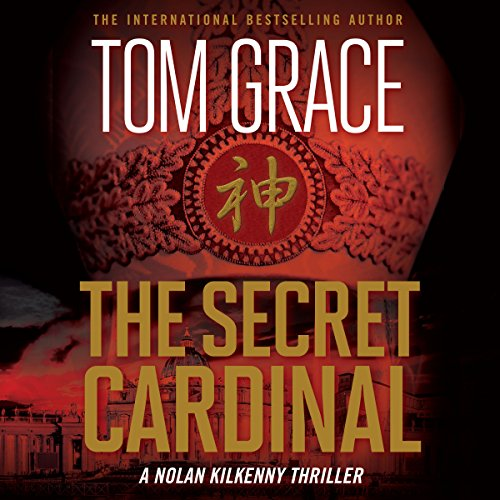 The Secret Cardinal audiobook cover art
