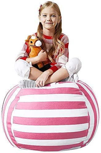 Stuffed Animal OFFicial mail order low-pricing Storage Bean Bag Cover Beanbag 24inch Chair