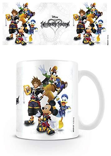 Kingdom Hearts - Mug Group, 320 ML