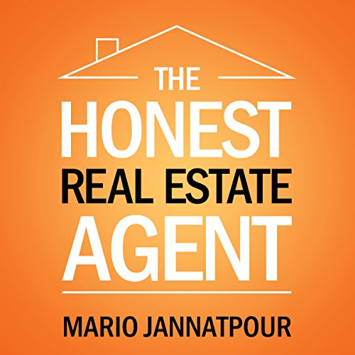 The Honest Real Estate Agent audiobook cover art
