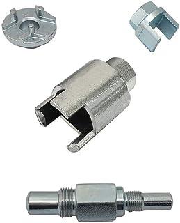 RA 3 x Clutch Removal Tools + Excellent Metal Piston Stop10 & 14mm Screw for Husqvarna & Echo Shindaiwa