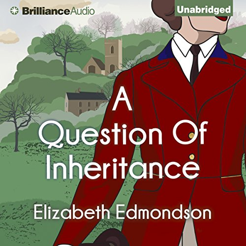 A Question of Inheritance audiobook cover art
