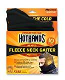 HotHands Heated Fleece Neck Gaiter