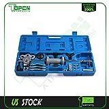 New 16pcs Slide Hammer Oil Seal Bearing Puller Set Auto Mechanic Tools J01168