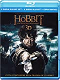 Lo Hobbit: la Battaglia delle Cinque Armate (Blu-ray 3D);The Hobbit  - The Battle Of The Five Armies;The Hobbit: The battle of the five armies [Blu-ray]
