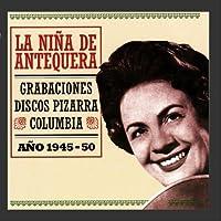 Grabaciones Discos Pizarra Columbia by La Ni?a de Antequera