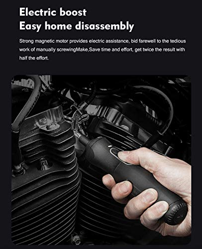 Wiha Screwdriver zu Hause Electric Screwdriver Rechargeable Cordless Screw-driver Manual Control For Smart Home