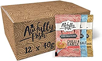 Awfully Posh | Keto Snacks | 12 X 40G