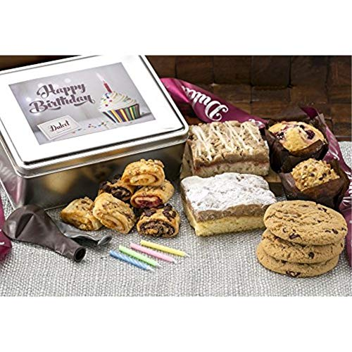 Cookies last longer than birthday cakes and that's why they are on our list for gift ideas for your wife's 40th birthday.