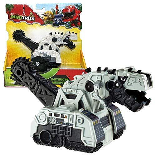 Dinotrux Auswahl Rückzieh-Fahrzeuge Kunststoff Modelle | Mattel CJV90, Figuren:D-Structs