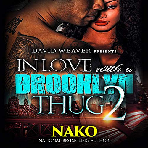 In Love with a Brooklyn Thug 2 audiobook cover art