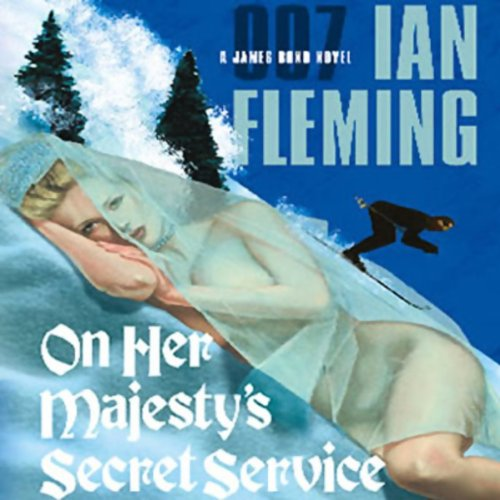 On Her Majesty's Secret Service Titelbild