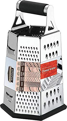 Utopia Kitchen Cheese Grater