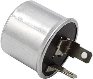 Docooler Oldtimer Blinkgeber Blinkrelais Blinker 12V Licht Blinker 2 Pin
