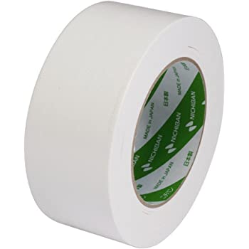 ニチバン 布テープ 50mm×25m巻 102N5-50 白