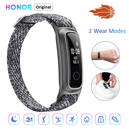 HONOR Band 5 Sport Smart Band Fitness Tracker Monitoring Running Actieve Tracker Houding 5ATM Waterdichte Smart Horloge Calorieën Alarm (Global Versie)