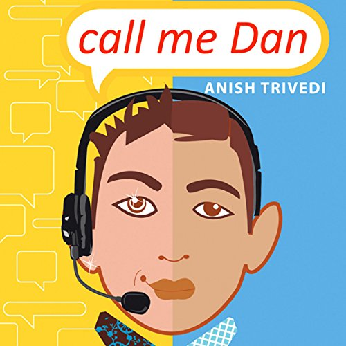 Call Me Dan audiobook cover art