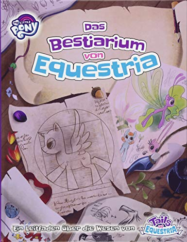 My little Pony - ToE: Das Bestiarium von Equestria (My little pony / Tails of Equestria)