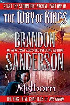 Brandon Sanderson Sampler  The Way of Kings and Mistborn