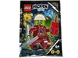 Blue Ocean LEGO 792007 - Juego de minifigura para trabajadores embrujados