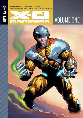 X-O Manowar HC Vol 1 By: Johns, Josh October, 2013