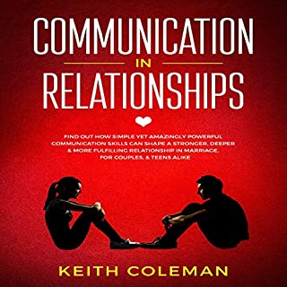 Communication in Relationships cover art