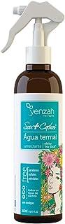 Água Termal Sou Mais Cachos, Yenzah, Transparente