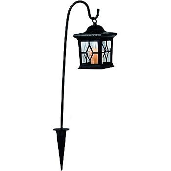 Terrasse Garten Hinterhof,Licht Dekor Norubvs 3 St/ück Solar Lily Flower Lampe,Solarleuchte Garten,Solar-Blumenlichter,Laterne Rasenlampe,LED-Solar-Lichter Stil 1