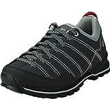 Jack Wolfskin Damen Scrambler Low W 4036671 Walking-Schuh, Phantom/Light Grey, 39 EU