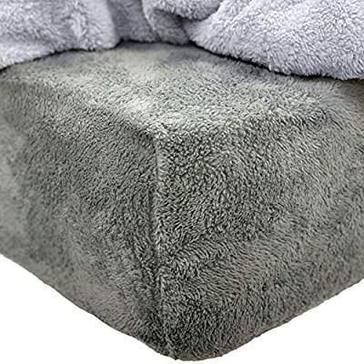 teddy fleece fitted sheet