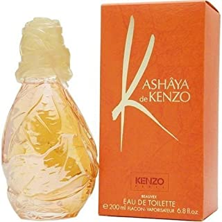 Kashaya De Kenzo By Kenzo For Women. Eau De Toilette Spray 4.2 Ounces