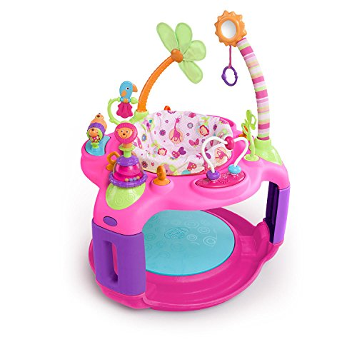 Sweet Safari Bounce-A-Round Entertainer