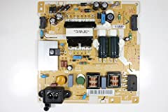Part Number: BN44-00801E. You MUST match this number(s) to the board from your TV. If you are searching by TV Model please open your TV and look for a sticker with this number on it Board Component: Power Supply Board Unit Please be sure that the BOA...