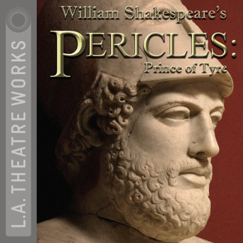 Pericles, Prince of Tyre audiobook cover art