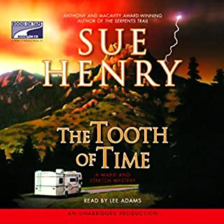 The Tooth of Time audiobook cover art