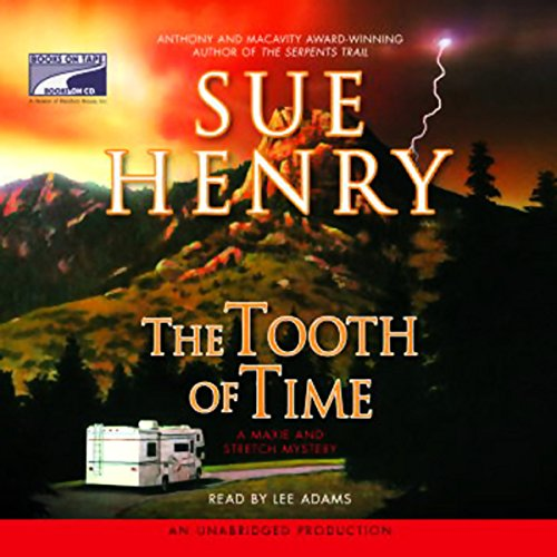 The Tooth of Time Audiobook By Sue Henry cover art