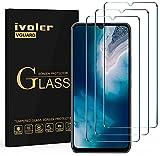 ivoler 3 Unidades Protector de Pantalla para Vivo Y70, Cristal Vidrio Templado Premium, 9H Dureza, Antiarañazos, Sin Burbujas