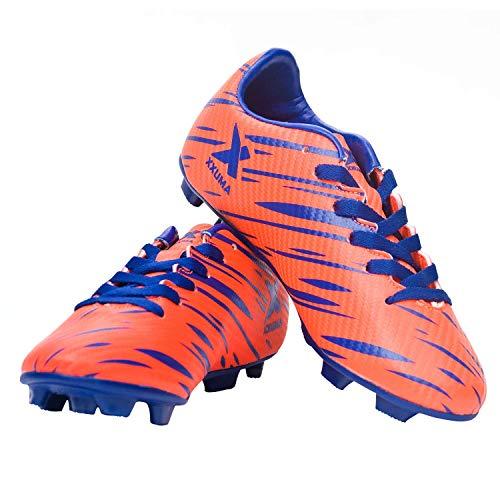 XXUMA Botas de Fútbol, color Naranja, talla 40 2/3 EU