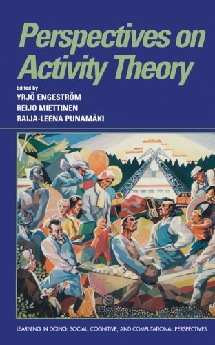 Perspectives on Activity Theory (Learning in Doing: Social, Cognitive and Computational Perspectives) ( Hardcover ) by Yrjö Engeströ m published by Cambridge University Press