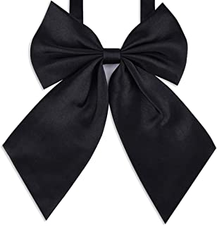 japanese Ladies Pre Adjustable Bow Tie Womens Girl Necktie Bowtie Ties B1