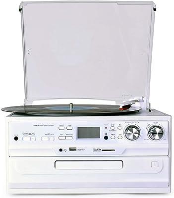 THREE Accesorios de Resina Modelo de Radio Vintage Craft ...