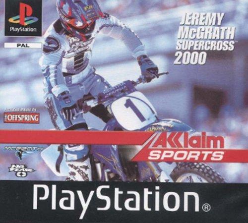 Jeremy McGrath Supercross 2000 [PlayStation]