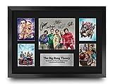 HWC Trading FR A3 The Big Bang Theory Gifts gedrucktes