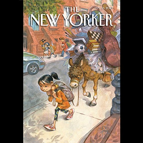 The New Yorker, September 13th 2010 (Terry McDermott, Kelefa Sanneh, Hendrik Hertzberg) audiobook cover art