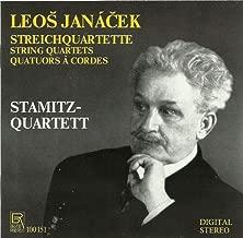Leos Janacek: String Quartets, No. 1- Kreutzer Sonata / No. 2- Intimate Letters